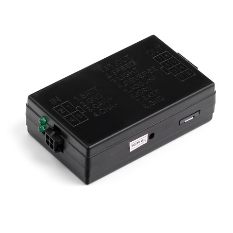 Видеоинтерфейс для Audi A4, A5, A6, Q5, Q7 c системой MMI 3G Превью 5