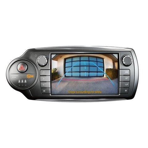 Кабель для подключения камеры к монитору Toyota Touch 2 / Entune / Link Превью 5