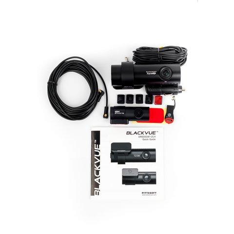 Двухканальный видеорегистратор с Wi-Fi BlackVue DR650GW-2CH Прев'ю 5