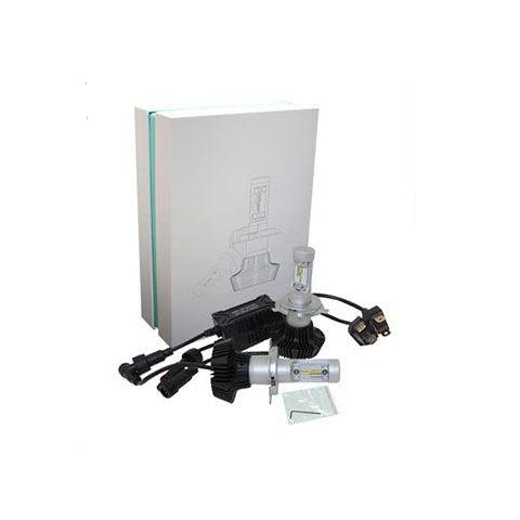 Набір світлодіодного головного світла UP-7HL-9005W-4000Lm (HB3, 4000 лм, холодний білий) Прев'ю 2