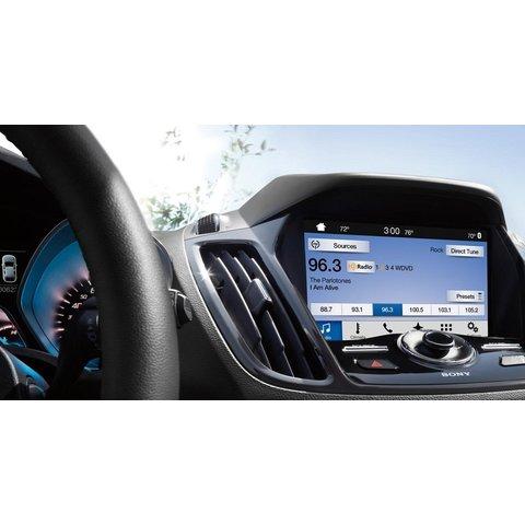 Видеоинтерфейс для Ford Explorer, Mustang, F150, Kuga, Focus 2016– г.в. с монитором Sync 3 Превью 4
