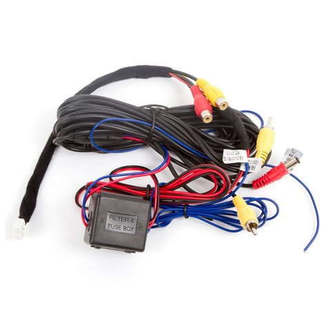 Rear View Camera Connection Board for RCD510 Delphi Preview 1