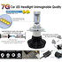 Car LED Headlamp Kit UP-7HL-H11W-4000Lm (H11, 4000 lm, cold white) - Preview 3