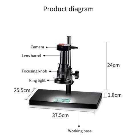 Промисловий USB-мікроскоп Supereyes T006 Прев'ю 2