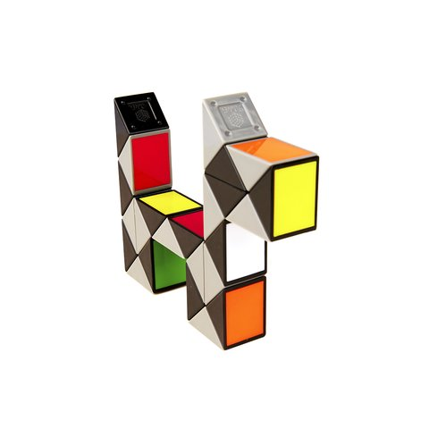 Головоломка Кубік Рубіка Rubik's Змійка (різнокольорова) Прев'ю 2