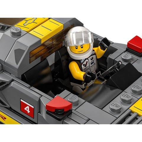 Конструктор LEGO Скоростные гонки Chevrolet Corvette 76903 Превью 6