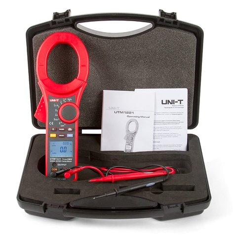 Digital Clamp Meter UNI-T UT221 Preview 1