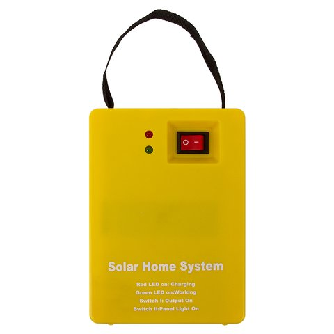 DC Portable Solar Power System, 3 W, 12 V / 3 Ah, Poly 18 V / 3 W Preview 3