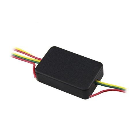 SPI and TTL Signal Amplifier for SMART LED Pixels (12-24 V) Preview 1